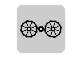 Industrial vector icon