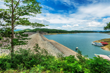 Si-ri-kit dam,Utaradit,Thaila nd
