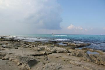 Скальный берег