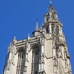 Kathedrale von ANTWERPEN ( Belgien )