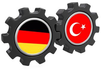 Kooperation Zahnräder Deutschland Türkei