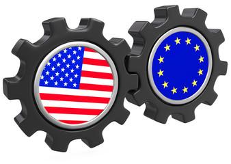 Zahnräder USA EU