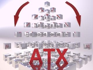 ATX 3D Recession Concept