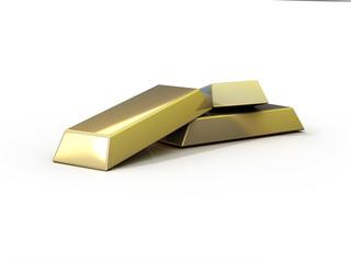 Gold Bar 3D Concept