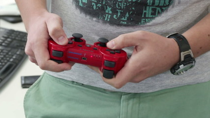 Joystick consoles