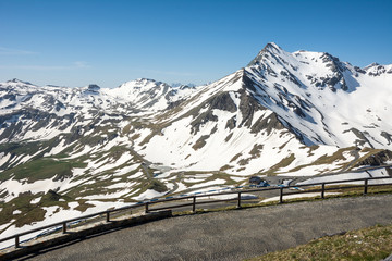 Hohe Tauern Mauntain Range