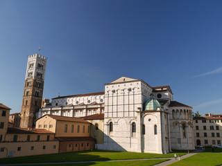 Catedral de Lucca, Italia