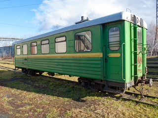 Narrow-gauge railway wagon