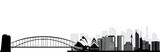 sydney australia skyline - 71656258