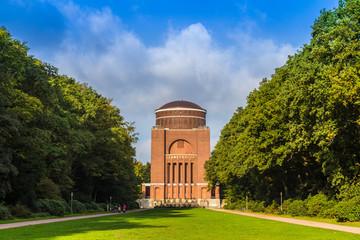 Planetarium - Stadtpark Hamburg