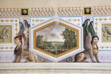Palazzo_Orsetti_Lucca_3_ Affresco