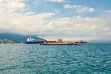 Sea transports