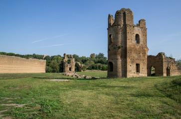 Villa di Massenzio  - Roma