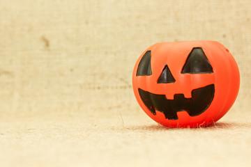 Happy Halloween Jack The Lantern Pumpkin/trick or treat