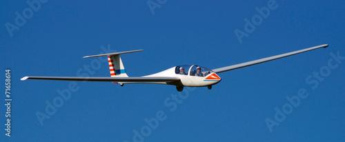 Fototapete Segelflugzeug - Wandtattoos - Fotoposter - Aufkleber