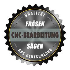ql86 QualityLabel - Fräsen CNC-Bearbeitung Sägen - black g2063