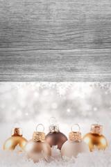 Weihnachtskugeln ©yvonneweis