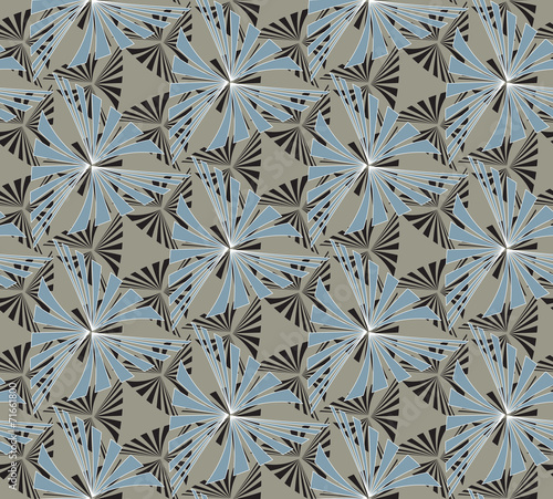 Seamless pattern - illustration © sewinck