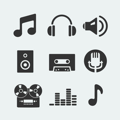 Symbol set music