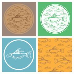 icons aquarium