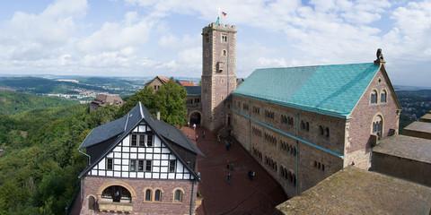 Wartburg, Thüringen, Deutschland