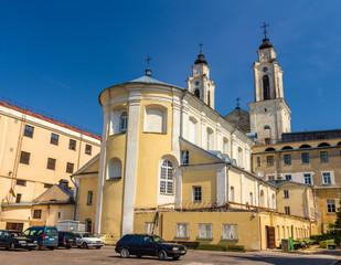 Church of St. Francis Xavier in Kaunas, Lithuania