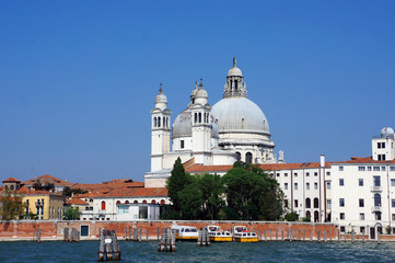 View of Venice from the Grand Canal