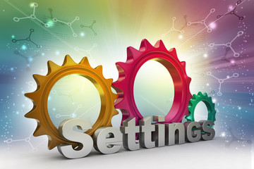 tools and settings icon
