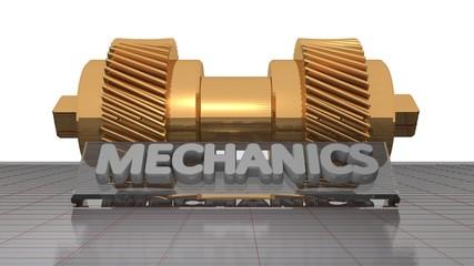 Mechanics - Gears