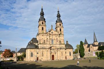 Dom St. Salvator zu Fulda, Kirche, Religion, Hessen, Fulda