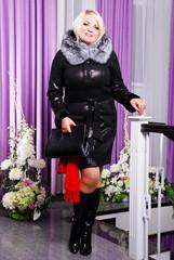 зимняя, женская одежда