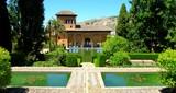 Palacio del Partal, Alhambra, Grenade