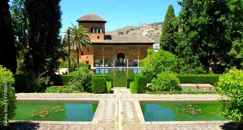 Palacio del Partal, Alhambra, Grenade - 71666659