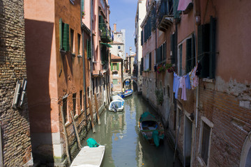 Glimpse of an unknown Venice