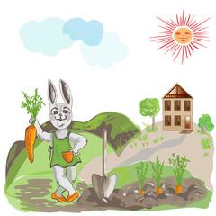 Happy Bunny.