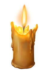 Cadle burning