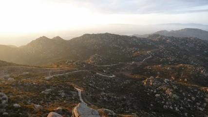 Rocky Peak Park Sunrise - Los Angeles, California