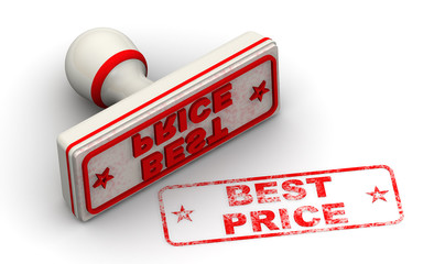 Лучшая цена (best price). Печать и оттиск