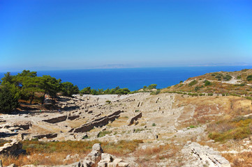 Древний город Камирос