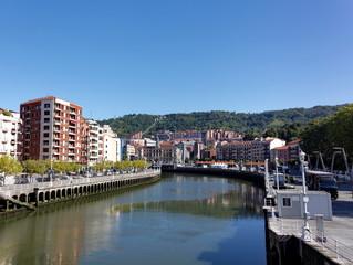 Ria de Bilbao.