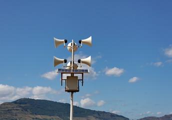 Sonorisation en plein air