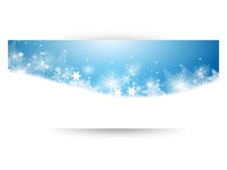 weihnachtlicher hintergrund blau