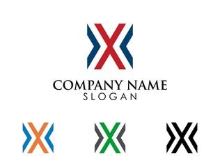 Square Logo X