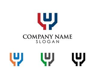 Square Logo Y 2