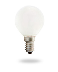 White lightbulb