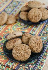 Oatmeal mini cookies