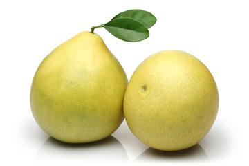 Two Pomelo fruit