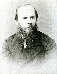 Fyodor Dostoyevsky, Russian novelist and philosopher