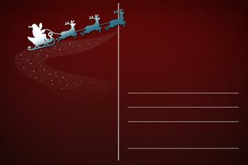 Weihnachtskarte © Matthias Buehner