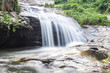 Постер, плакат: Wang Bua Ban waterfall in Doi Suthep Pui Nationnal Park Chiang